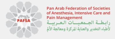 Pan-Arab Federation of Anesthesia Resuscitation